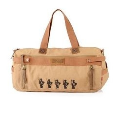 AUGUR - Print Canvas Carryall Bag