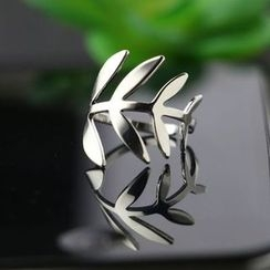 Trend Cool - Leaf Ring
