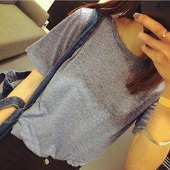 Eva Fashion - Short-Sleeve T-Shirt