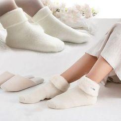 Nikiki - Terrycloth Socks