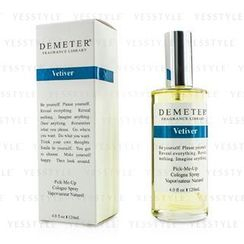 Demeter Fragrance Library - Vetiver Cologne Spray