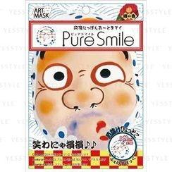 Sun Smile - Pure Smile Nippon Art Mask (Yakuyoke Hyoltutoko)