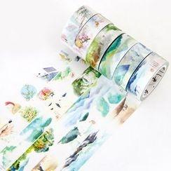 Milena - 印花纸胶带