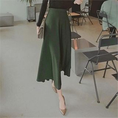 TOM & RABBIT - A-Line Long Skirt