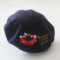 EVEN - Embroidered Beret