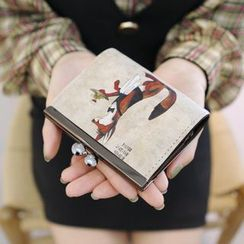 Rinka Doll - Cartoon Print Wallet
