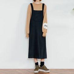 Heynew - 吊带长裙