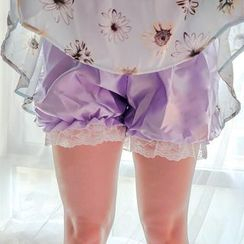 Nikiki - Lace-Trim Under Shorts