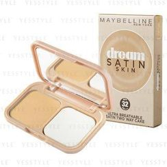 Maybelline New York - Ultra Breathable Satin Two Way Cake SPF 32 PA+++ (#OC1 Light Ochre)