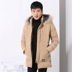 2RZ - Hooded Puffer Coat