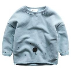Kido - Kids Dotted Sweatshirt