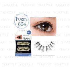 D-up - Furry Eyelashes (#604 Natural)