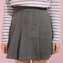 SUYISODA - Pleated Skirt