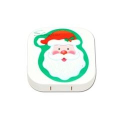 Lens Kingdom - Santa Clause Contact Lens Case