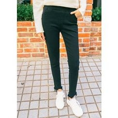 J-ANN - Slim-Fit Pants