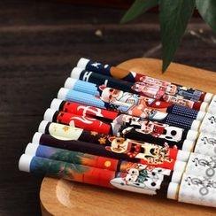 Timbera - Print Wooden Chopsticks