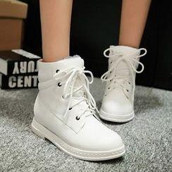Tomma - 結帶短靴