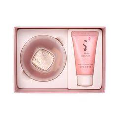danahan - Intensive Moisturizing Cream 50ml + Moist Cleansing Foam 31ml