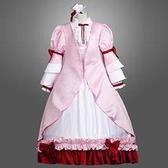 Coshome - GOSICK Victorique de Blois Cosplay Costume
