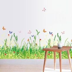LESIGN - Garden Wall Sticker