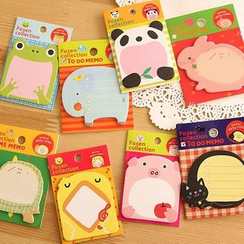 MissYou - Animal Sticky Note