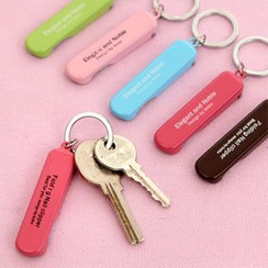 Show Home - Nail Clipper Keyring