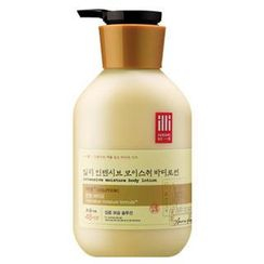 illi - Intensive Moisture Body Lotion 350ml
