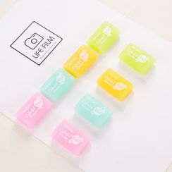 Coco Store - Printed Eraser