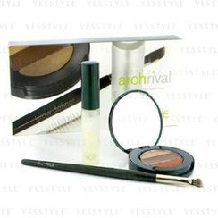 Being TRUE - Archrival Brow Defining Essentials Kit - Auburn