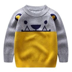 Endymion - Kids Printed Sweater