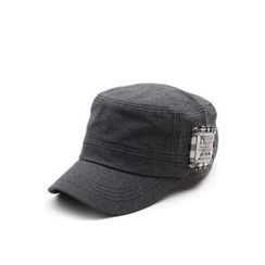 Ohkkage - Patched Check Military Cap
