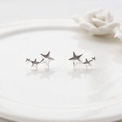 Love Generation - Star Earrings