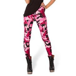 Omifa - Camouflage Leggings