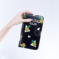 KIITOS - Printed Mobile Phone Pouch