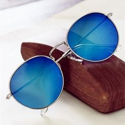MOL Girl - Metallic Sunglasses