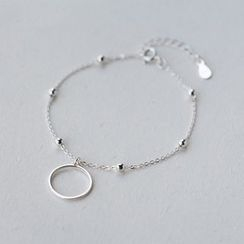 A'ROCH - 925 Sterling Silver Ring Bracelet