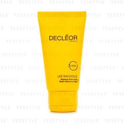 Decleor - Life Radiance Flash Radiance Mask