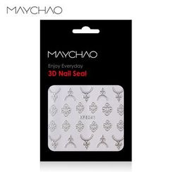 美潮 Maychao - 美甲贴 (XF6041)