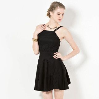 YesStyle Z - Strappy A-Line Dress