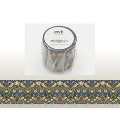 mt - mt Masking Tape : mt×artist series William Morris Strawberry Thief