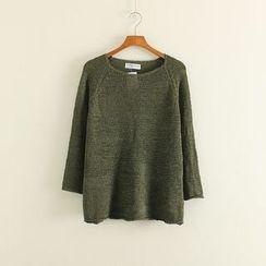 Mushi - Plain Sweater