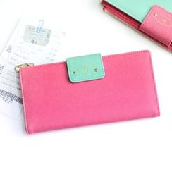 iswas - 'With Alice' Series Long Wallet
