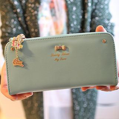 Youshine - Bow Accent Long Wallet