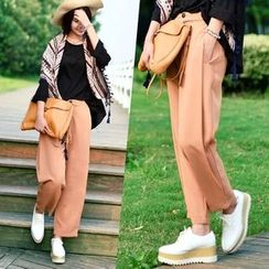 Yammi - Wide-Leg Pants
