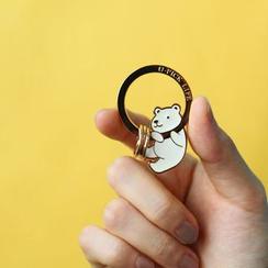 KIITOS - 动物钥匙链条