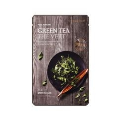 The Face Shop - Real Nature Mask Green Tea