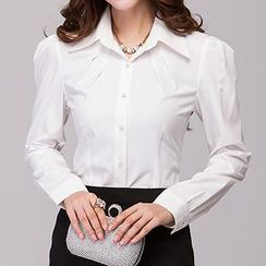 Caroe - Puff-Sleeve Shirt