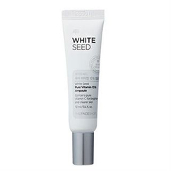 The Face Shop - White Seed Pure Vitamin 10% Ampoule 12ml