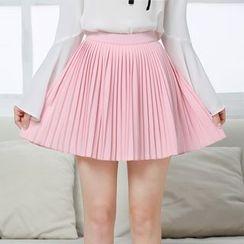 Mignolo - 百褶迷你裙