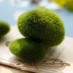 VEYIA - Set of 4: Artificial Moss Stone